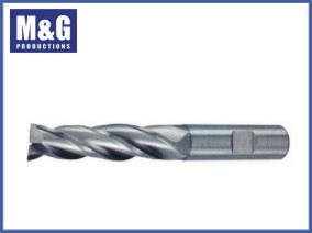 Multi Flute End Mills, Long Series