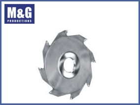Carbide Tipped Slitting Saws